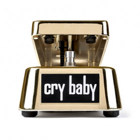 DUNLOP GCB95G 50TH ANNIVERSARY GOLD CRY BABY® WAH педаль эффектов фото