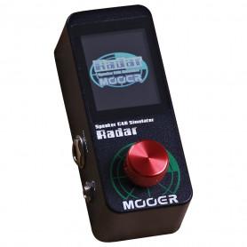 MOOER RADAR педаль кабинет эмулятор фото