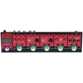 MOOER RED TRUCK Гитарный процессор эффектов фото
