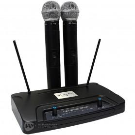HL AUDIO HL-7018 Радиосистема диапазона VHF фото