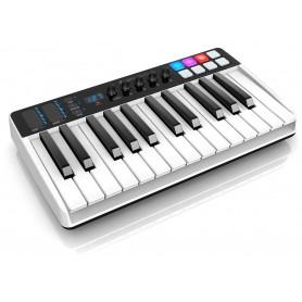IK MULTIMEDIA iRig Keys I/O 25 MIDI клавиатура / Аудиоинтерфейс фото