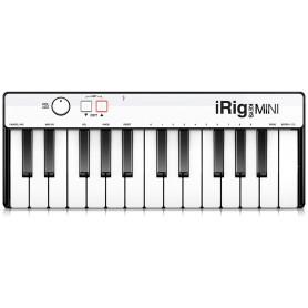 IK MULTIMEDIA iRig Keys Mini MIDI клавиатура фото