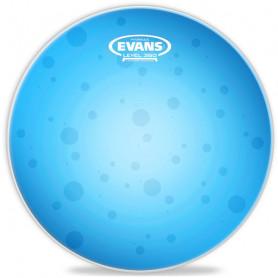 """EVANS TT10HB 10\\"""" HYDRAULIC BLUE Пластик для ударных фото"""