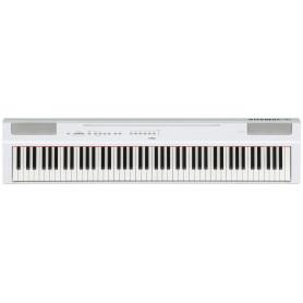 YAMAHA P-125 (WH) (+блок питания) Сценическое цифровое пианино фото