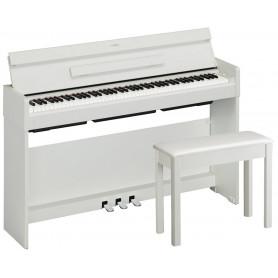 YAMAHA ARIUS YDP-S34 WH (+блок питания) Цифровое пианино фото