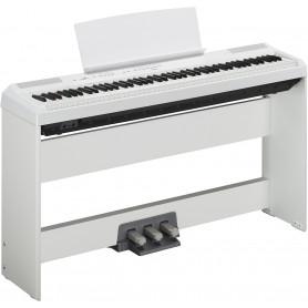 YAMAHA P-115 (WH) (+стойка +педальный блок +блок питания) Сценическое цифровое пианино фото