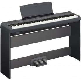 YAMAHA P-115 (B) (+стойка +педальный блок +блок питания) Сценическое цифровое пианино фото