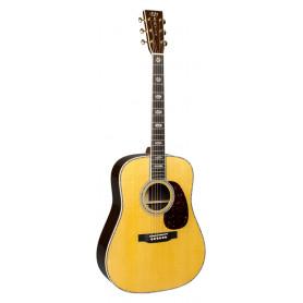 MARTIN D-45 (2018) Акустическая гитара премиум класса фото