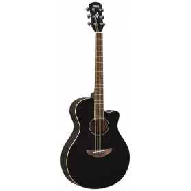 YAMAHA APX600 (BLK) Электро-акустическая гитара фото