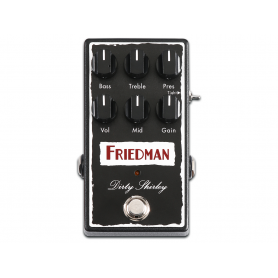 FRIEDMAN DIRTY SHIRLEY PEDAL педаль эффектов фото