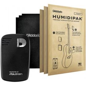 PLANET WAVES PW-HPHT-01 Humidikit - Humiditrak / Humidipak Bundle Средство по уходу за гитарой фото