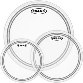 EVANS ETPEC2SCTD-R EC2 COATED ROCK Пластик для ударных фото
