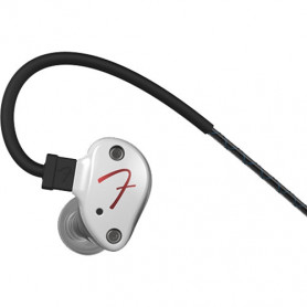 FENDER PURESONIC WIRED EARBUDS OLYMPIC PEARL Наушники фото