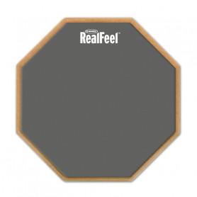 "EVANS RF12D 12\\"" REAL FEEL 2-SIDED PAD Тренировочный пэд фото"