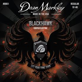 DEAN MARKLEY 8001 BLACKHAWK COATED ELECTRIC REG (10-46) Струны для гитары фото