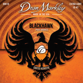 DEAN MARKLEY 8010 BLACKHAWK ACOUSTIC PHOS XL (10-47) Струны для гитары фото