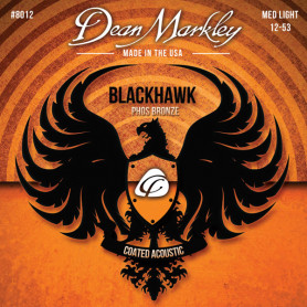 DEAN MARKLEY 8012 BLACKHAWK ACOUSTIC PHOS ML (12-53) Струны для гитары фото