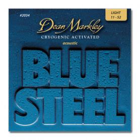 DEAN MARKLEY 2034 BLUESTEEL ACOUSTIC LT (11-52) Струны фото