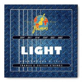 FRAMUS 45200 BLUE LABEL LIGHT (09-42) Струны фото