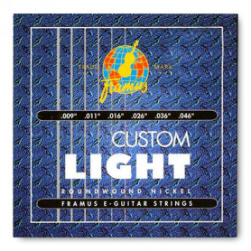 FRAMUS 45210 BLUE LABEL CUSTOM LIGHT (09-46) Струны фото