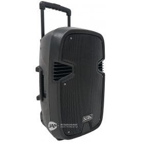 SOUNDKING LS331 Акустическая система мобильная с радиомикрофонами и медиаплеером фото