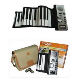 FZONE FRP61 клавиатура гибкая с тон-генератором фото