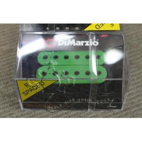 DIMARZIO DP159FGN EVOLUTION BRIDGE (F-SPACED) GREEN Звукосниматель для гитары фото