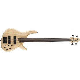 CORT B4FL Plus AS (OPN) Безладовая бас-гитара фото