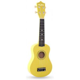 FZONE FZU-002 (Yellow) Укулеле фото