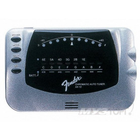FENDER AX-12 AUTO/CHROMATIC TUNER SL Тюнер фото