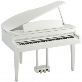 YAMAHA Clavinova CLP-665GP PWH Цифровое пианино, кабинетный рояль фото