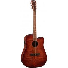 CORT AD890MBCF (Natural Glossy) Электро-акустическая гитара фото