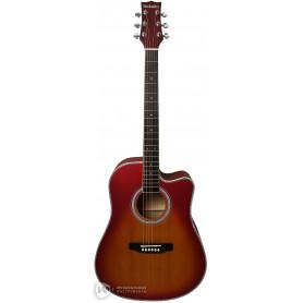 PARKSONS JB4111C (Sunburst) Акустическая гитара фото