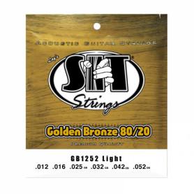 SIT STRINGS GB1252 Струны для акустических гитар фото