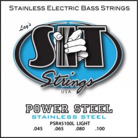 SIT STRINGS PSR45100L Струны для бас-гитар фото