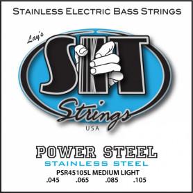SIT STRINGS PSR45105L Струны для бас-гитар фото