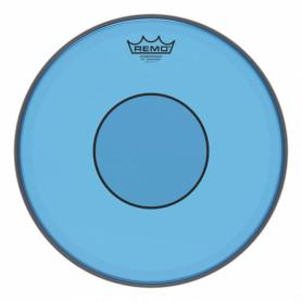 REMO POWERSTROKE 77 14&quot COLORTONE BLUE Пластик для барабана