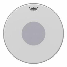 REMO CS 18&quot COATED BLACK DOT Пластик для барабана фото