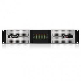 Ottocanali 4K4 DSP+DANTE - Инсталляционные усилители Ottocanali