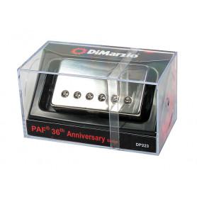 DIMARZIO DP223N PAF 36th ANNIVERSARY BRIDGE (Nickel Cover) Звукосниматель для электрогитары