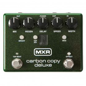 DUNLOP M292 MXR Carbon Copy Deluxe Analog Delay Гитарный эффект