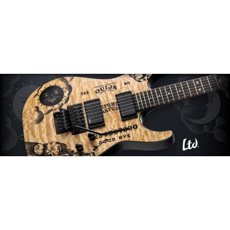 LTD KH OUIJA NATURAL LIMITED EDITION Электрогитара Kirk Hammett