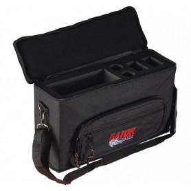 GATOR GM-2W сумка для 2-х радиосистем фото