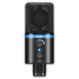 IK MULTIMEDIA iRig Mic Studio (Black) USB микрофон для iPhone