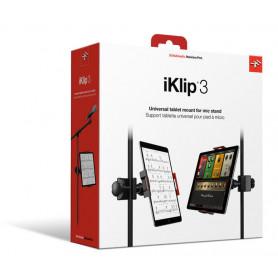 IK MULTIMEDIA iKlip 3 Стойка, держатель для планшета фото