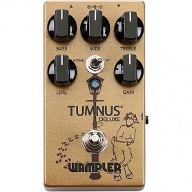 WAMPLER TUMNUS DELUXE overdrive/boost педаль эффектов фото