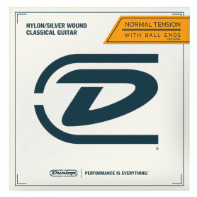 DUNLOP DCV100NB Performance Series Classical (Ball Ends) Струны