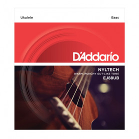 D`ADDARIO EJ88UB Nyltech Ukulele Bass Струны для бас укулеле