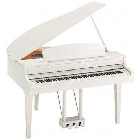 YAMAHA Clavinova CLP-695GP (PWH) Цифровое пианино фото