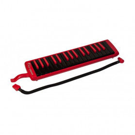 Мелодіка Hohner 943274 Fire Red-Black фото